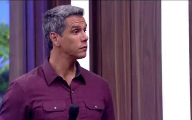Marcio Garcia foi intimado durante gravação de programa e se pronunciou sobre o assunto pela primeira vez