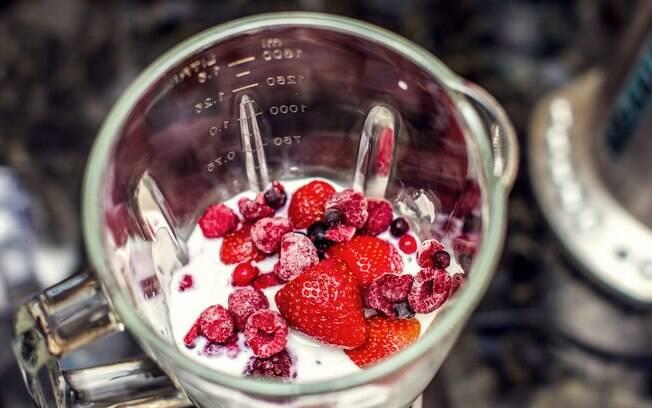 Morango é um excelente antioxidante
