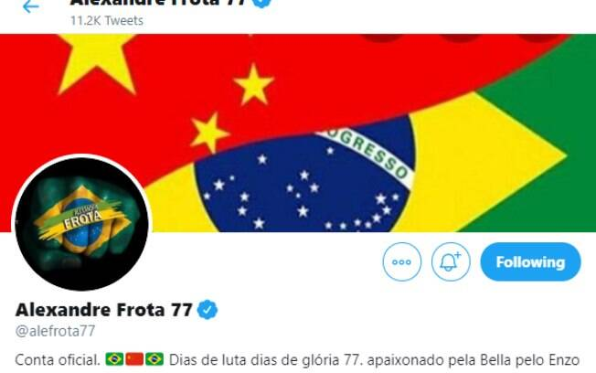 Deputado tucano atualizou as imagens de sua rede social após o episódio