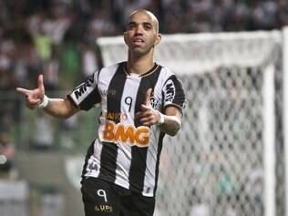 Sem marcar há 13 partidas, Tardelli vive seu maior jejum de gols com a camisa do Galo