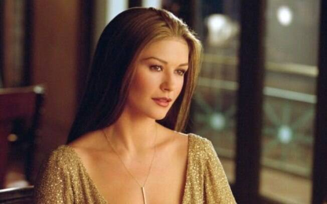 Catherine Zeta Jones em O Amor Custa Caro