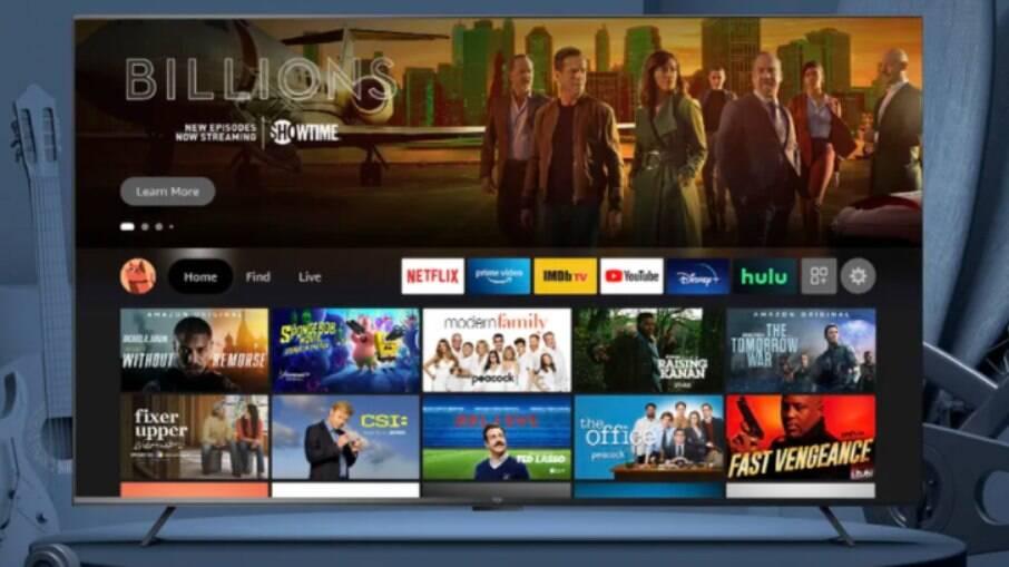 TV da Amazon