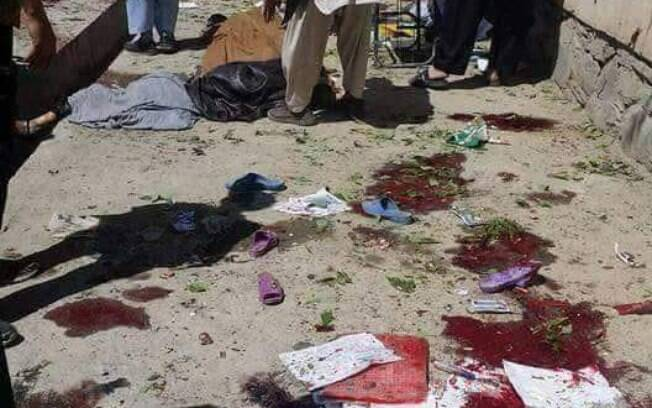 Ataque a um centro de registro eleitoral de Cabul foi reivindicado pelo grupo terrorista Estado Islâmico
