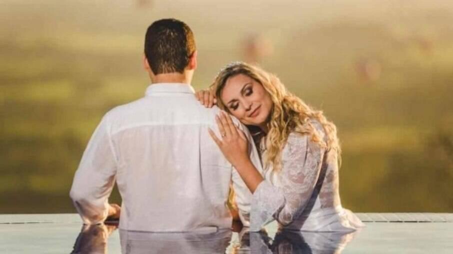 Andressa Urach e Thiago Lopes terminam casamento