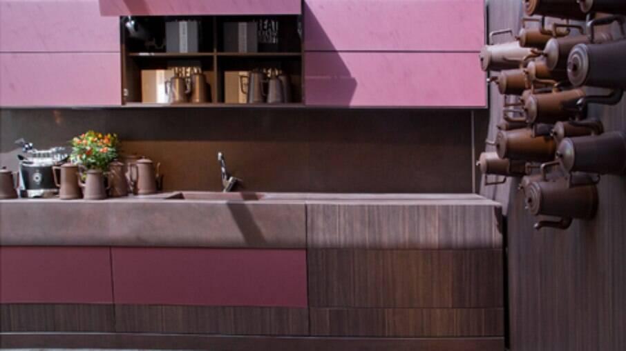Veja como usar cores na decoração da cozinha