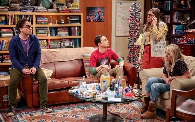 The Big Bang Theory chega ao fim após 12 anos no ar