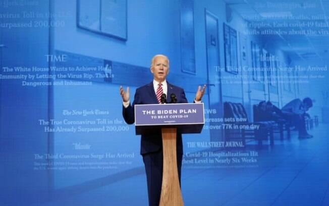 Biden confirma que devolverá EUA ao Acordo de Paris