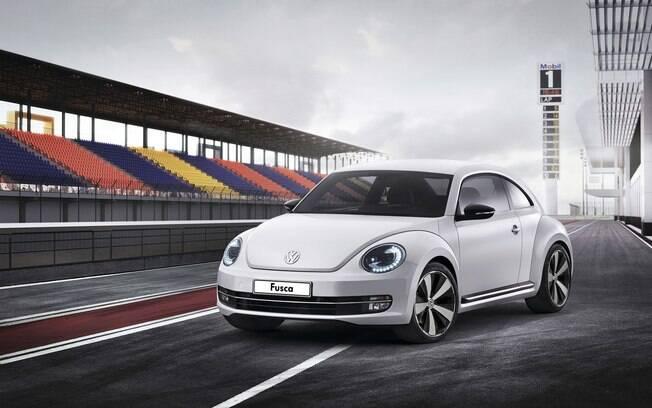 VW Fusca foi lançado no Brasil em setembro de 2012, com apelo esportivo. Vem com 2.0 turbo, de 211 cv de potência