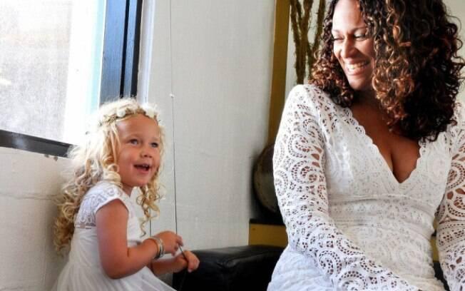 Aminah e sua filha, Leila