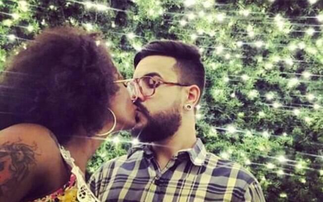 Luana já teve que ouvir uma pessoa questionar se o parceiro realmente se casaria com