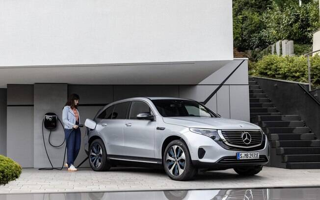 SUV elétrico da Mercedes faz parte da nova da SUVs elétricos e híbridos da qual faz parte o Jeep Renegade Plug-in