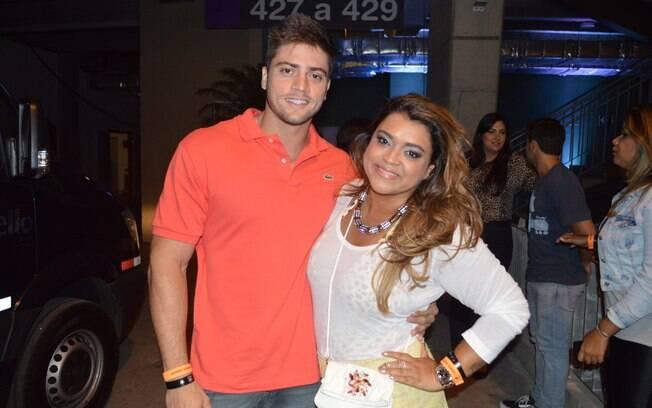 Preta Gil e o namorado, Rodrigo Godoy