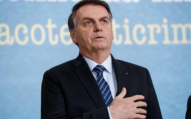 O Congresso derrubou 18 vetos que Bolsonaro havia feito na lei de abuso de autoridade