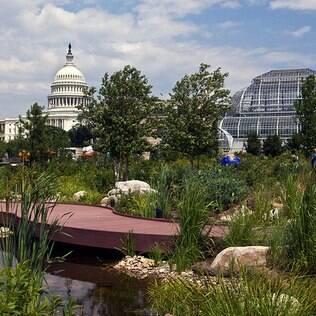 Mesmo com pouco dinheiro é possível conhecer as principais atrações de Washington