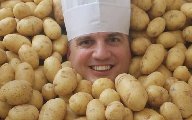 O Chef Heiko Grabolle traz dicas sobre como fazer as batatas da melhor forma