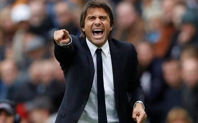 Antonio Conte, técnico da Inter Milão