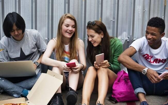 Adolescentes dos Estados Unidos e do Reino Unido têm preferido o Instagram para interagir