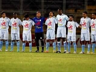 Equipe mista do Real Garcilaso enfrentará o Cruzeiro sem squer ter feito treino para conhecer previamente o Mineirão