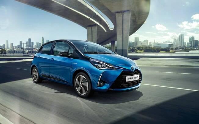 Do Yaris europeu sairá o novo SUV da Toyota que será produzido na França, mas aqui ele seria derivado do nacional
