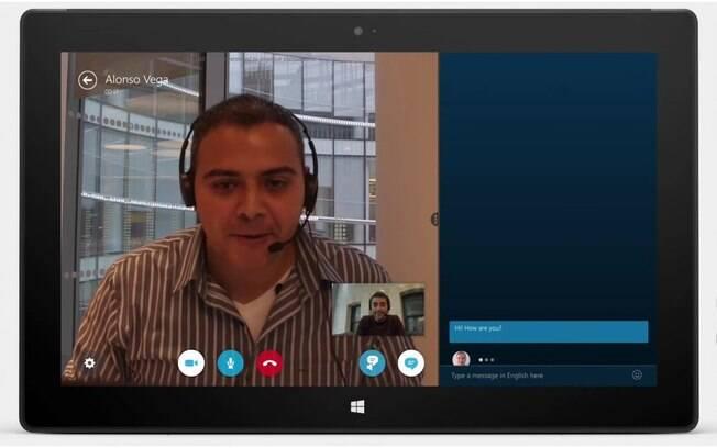 Skype Translator está disponível para download sem precisar de cadastro