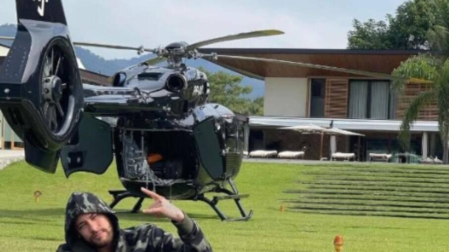 Neymar - Helicóptero