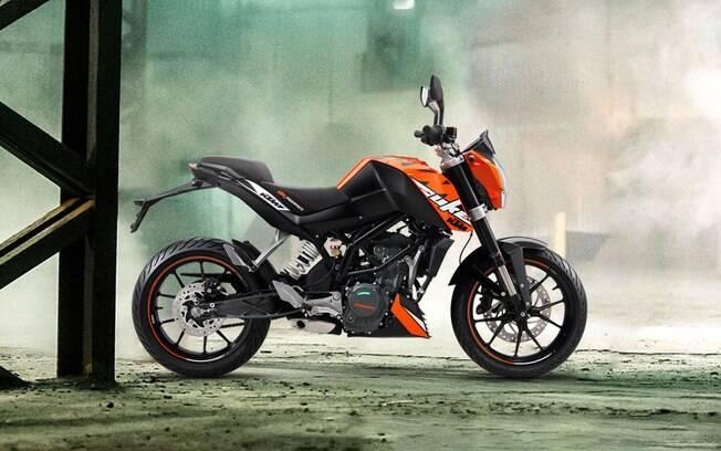 KTM 200 Duke: Modelo de entrada é uma das motocicletas de custo-benefício quando o assunto é esportividade