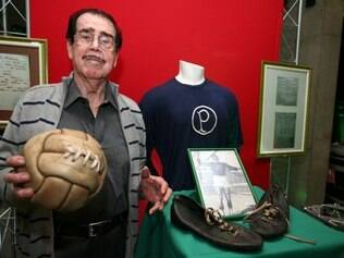ex-jogador era o último atleta ainda vivo da época em que o clube se chamava Palestra Itália