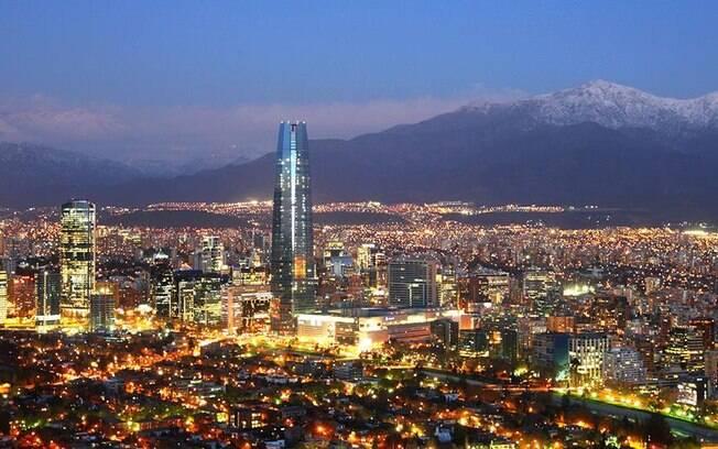 Sky Costanera, o edifício mais alto da América Latina, que chamou atenção na viagem com o Nissan X-Trail