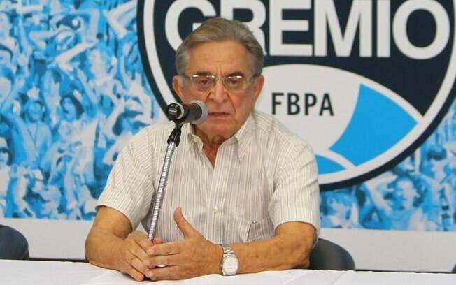 Fábio Koff, ex-presidente do Grêmio, é um destaque da lista especial do IG Esporte