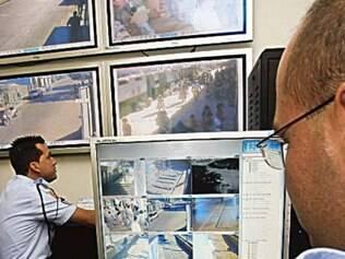 Maracanã recebeu 30 equipamentos para monitorar torcedores e contará com uma plataforma de observação elevada em dias de jogo