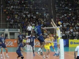 Sada Cruzeiro melhorou rendimento no decorrer da partida