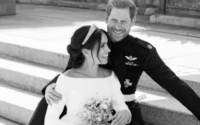 Casados desde maio, Meghan Markle e príncipe Harry estão a espera do novo bebê Real