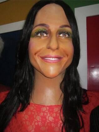 Boneco gigante de Ivete Sangalo