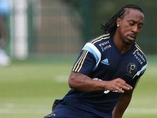 Arouca ainda não estreou pelo Palmeiras