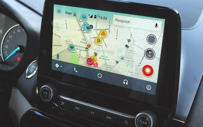 Ford Sync 3 ainda está entre os melhores sistemas disponíveis em carros nacionais hoje em dia no Brasil