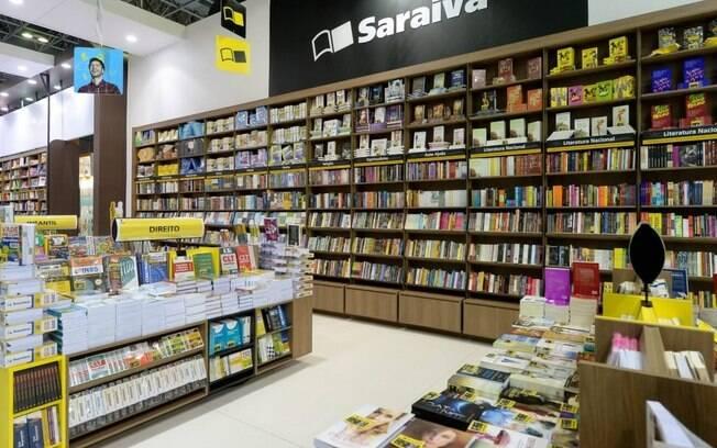 Em recuperação, Saraiva projeta crescimento de 80% e novas lojas físicas