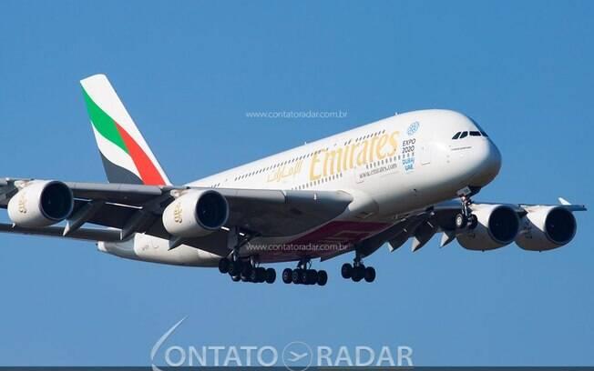 Londres  o primeiro destino a receber a nova classe Premium Economy da Emirates