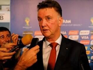Van Gaal acredita no potencial de seus comandados para a Copa do Mundo no Brasil