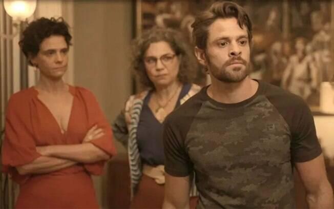 Alejandro Claveaux é um dos atores que irá deixar