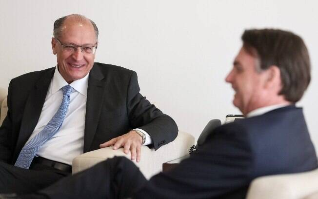 Reunião entre Bolsonaro e líderes de partidos para tratar da Previdência animou os investidores e fez o Ibovespa subir