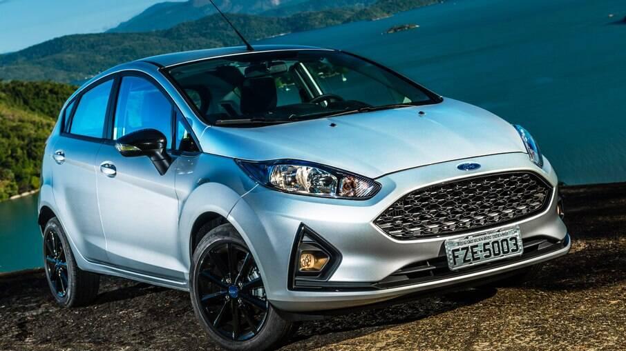 Ford Fiesta: hatch compacto deixou de ser fabricado no Brasil, mas ainda tem boa procura no aquecido mercado de seminovos