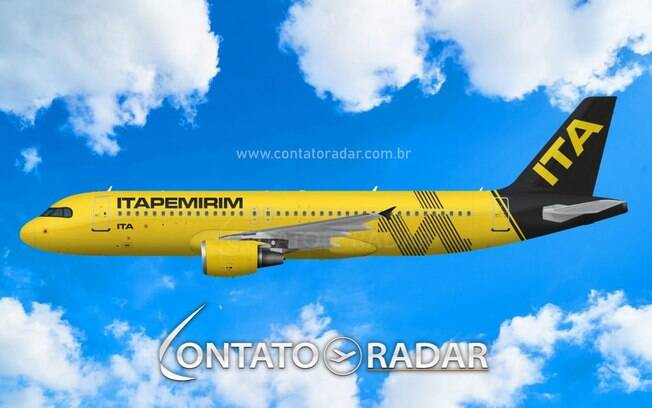 Acompanhe ao vivo: Primeira aeronave da Itapemirim está a caminho do Brasil
