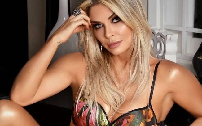 Viviane Bordin é a criadora do Diamond Brazil, o site que propõe um novo conceito em sensualidade