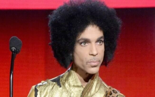 O cantor Prince foi encontrado morto em sua casa nesta quinta-feira (21). Foto: