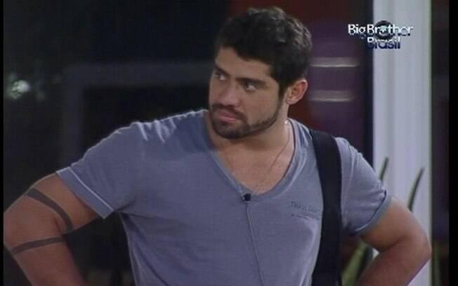 Goiano dá sua opinião a respeito da participação de Bah no reality espanhol