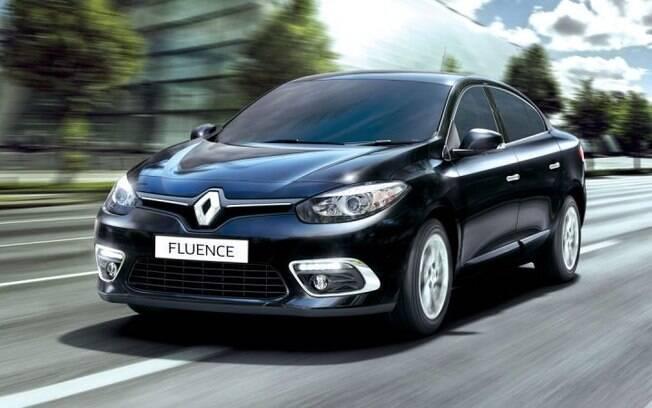 Renault Fluence: conjunto mecânico e porta-malas eram os destaques do sedã que deixou de ser trazido da Argentina