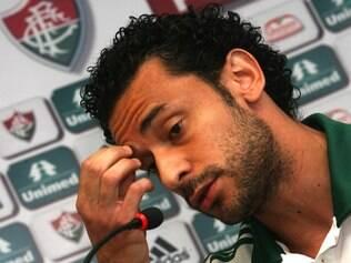 Fred vai jogar a Série B pelo Fluminense, que negou, categoricamente, qualquer possibilidade de negociar o craque