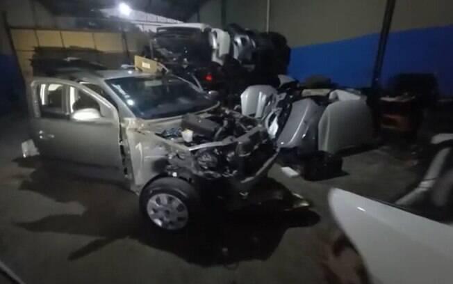 GM detém homem em desmanche irregular em Campinas