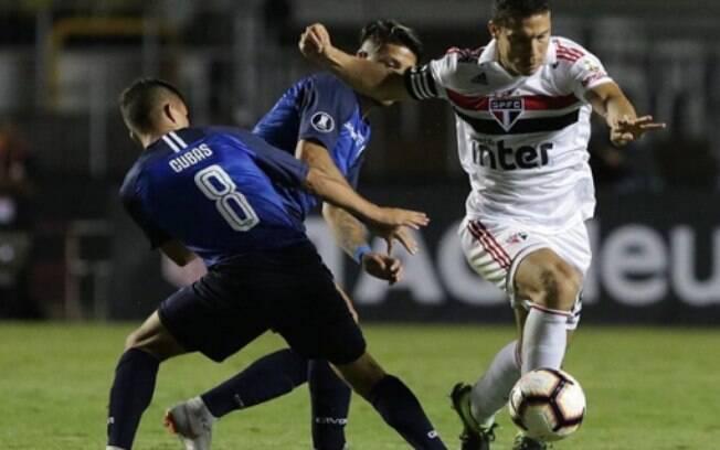 São Paulo é eliminado na segunda fase da Copa Libertadores