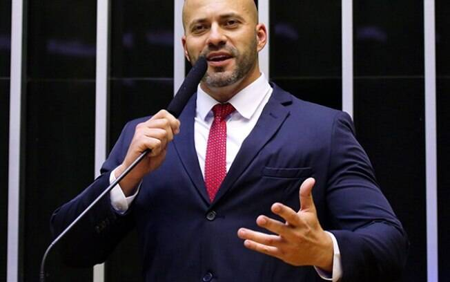 Daniel Silveira se